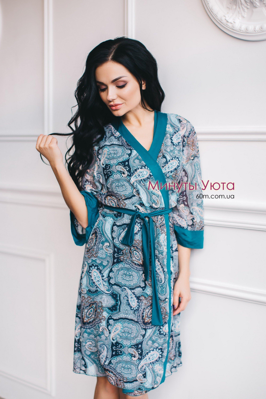 Купити халат жіночий трикотажний (поліестер 4151d2000fc0e