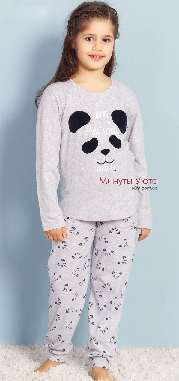 Пижамка для девочки с пандой от производителя Vienetta Secret. В ... 11d565d559f55