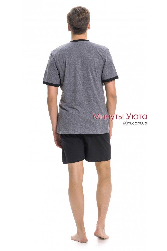 Літня піжама для чоловіків - купити. Склад  футболка+шорти. Матеріал ... fa6e0dec5a127