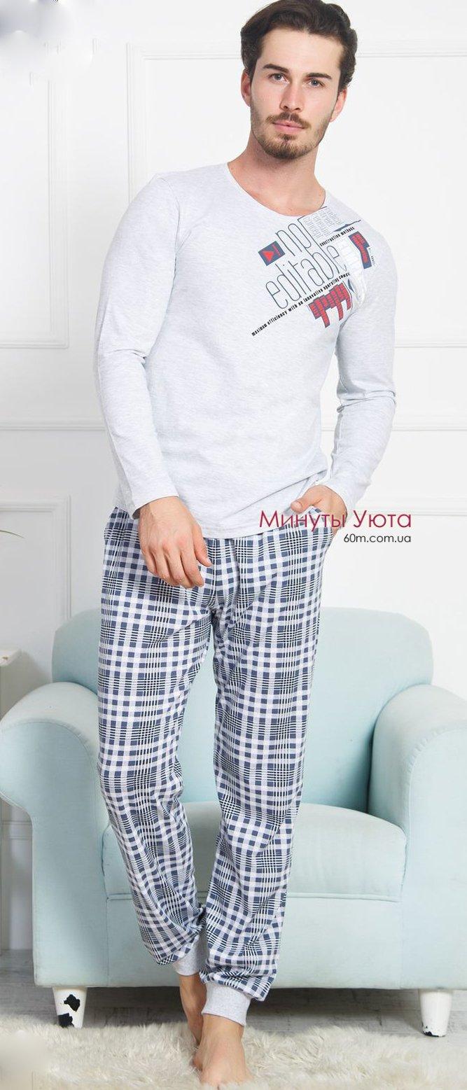 Піжама Піжама для чоловіка в світло сірому кольорі купити Київ ... db8c09eb8a2c2