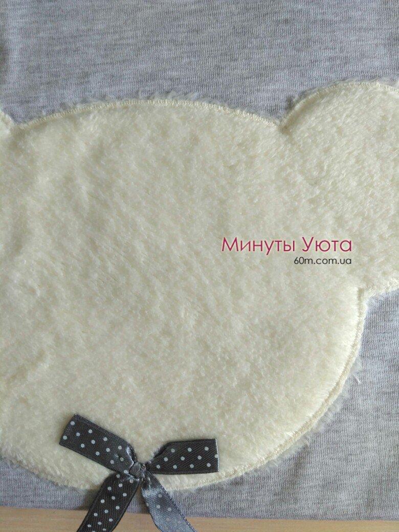 ... Женская пижама с мягким мишкой Dobra Nochka 3bfc884210705