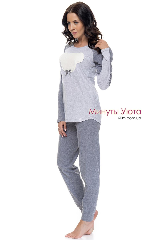 Женская пижама с мягким мишкой Dobra Nochka ... 9bb4b0296dcd5