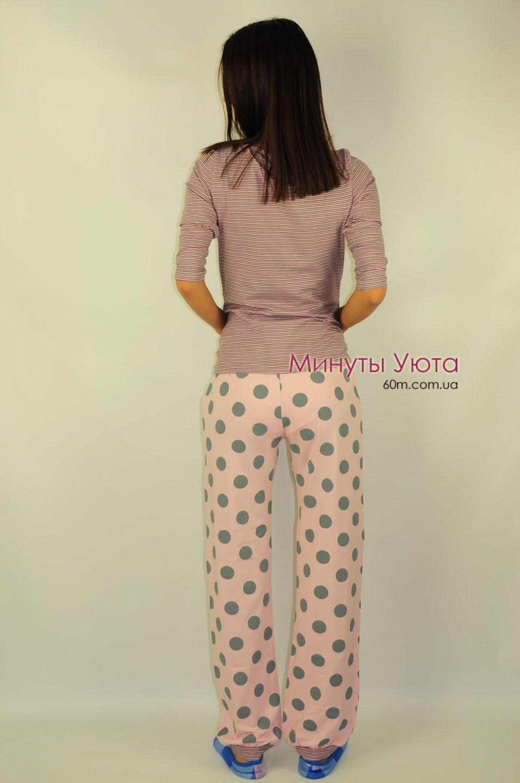 Пижама с брюками