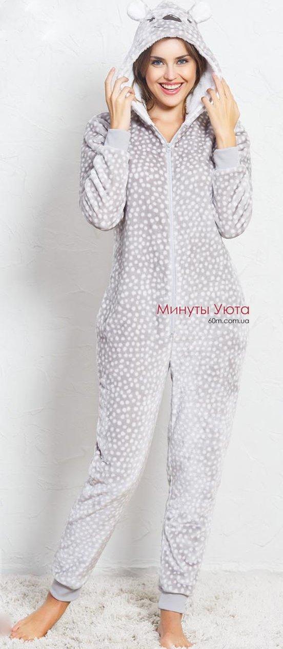 Плюшевая пижама кигуруми Vienetta Secret c38199a72d0a6