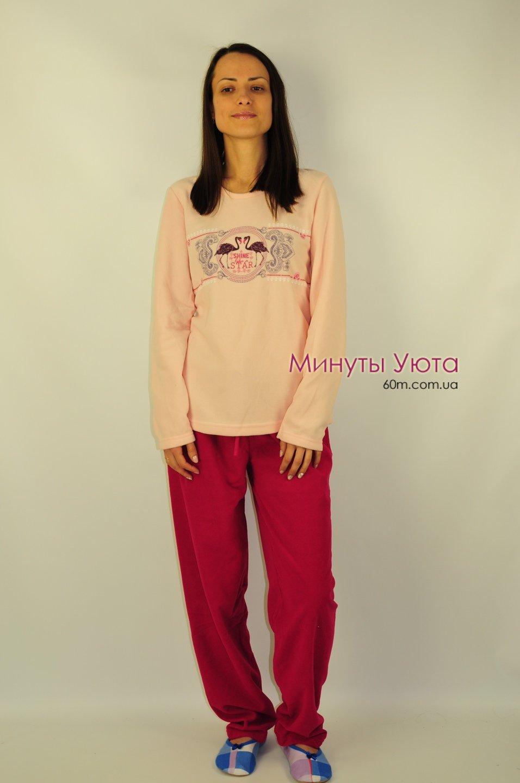 Теплые пижамы. Купить в Украине по доступной цене 2c51f9d0c1ed4