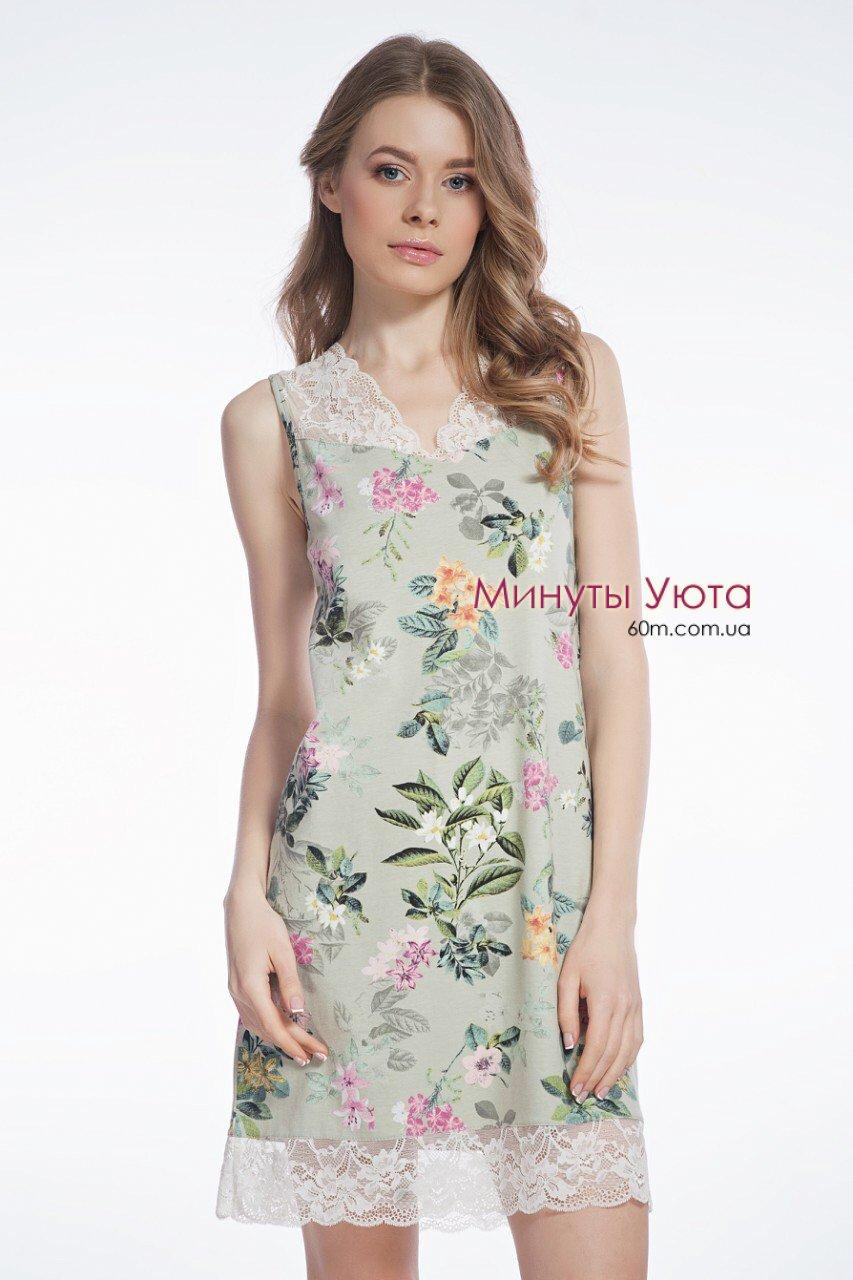 Красива сорочка - купити в Києві. Колір сорочки зелений 019a60dfa8266