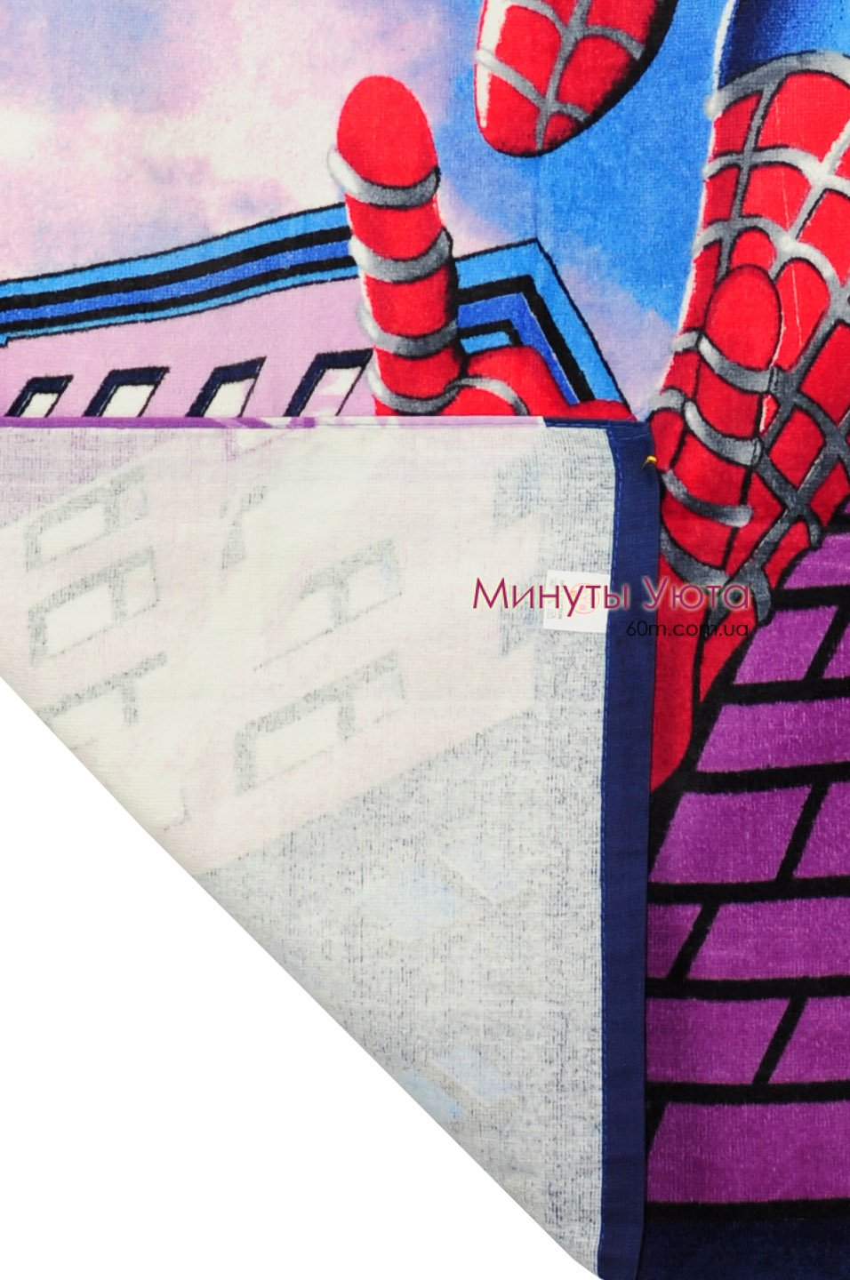 Полотенце пляжное Spider Man China