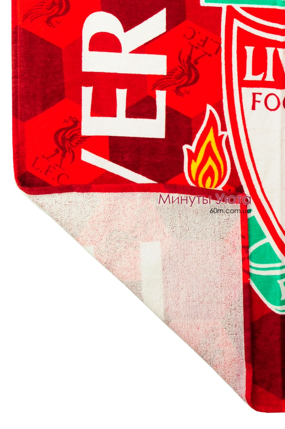 Полотенце пляжное FC Liverpool Turkey